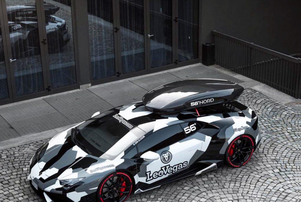 Jon Olssons Lamborghini Huracan Www Kickdown Se